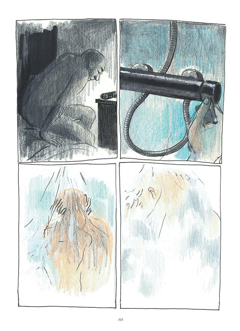 Extrait n°8 de la bd par Mark Bellido