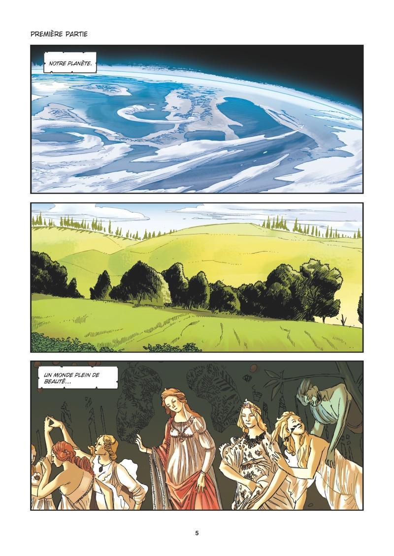 Extrait n°1 de la bd tome 6 par Roberto Recchioni