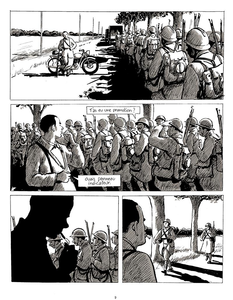 Extrait n°7 de la bd tome 1 par Pascal Rabaté