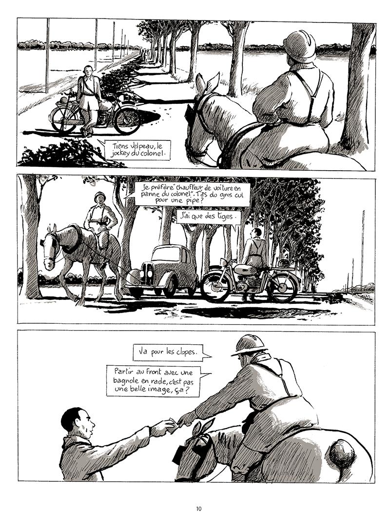 Extrait n°8 de la bd tome 1 par Pascal Rabaté