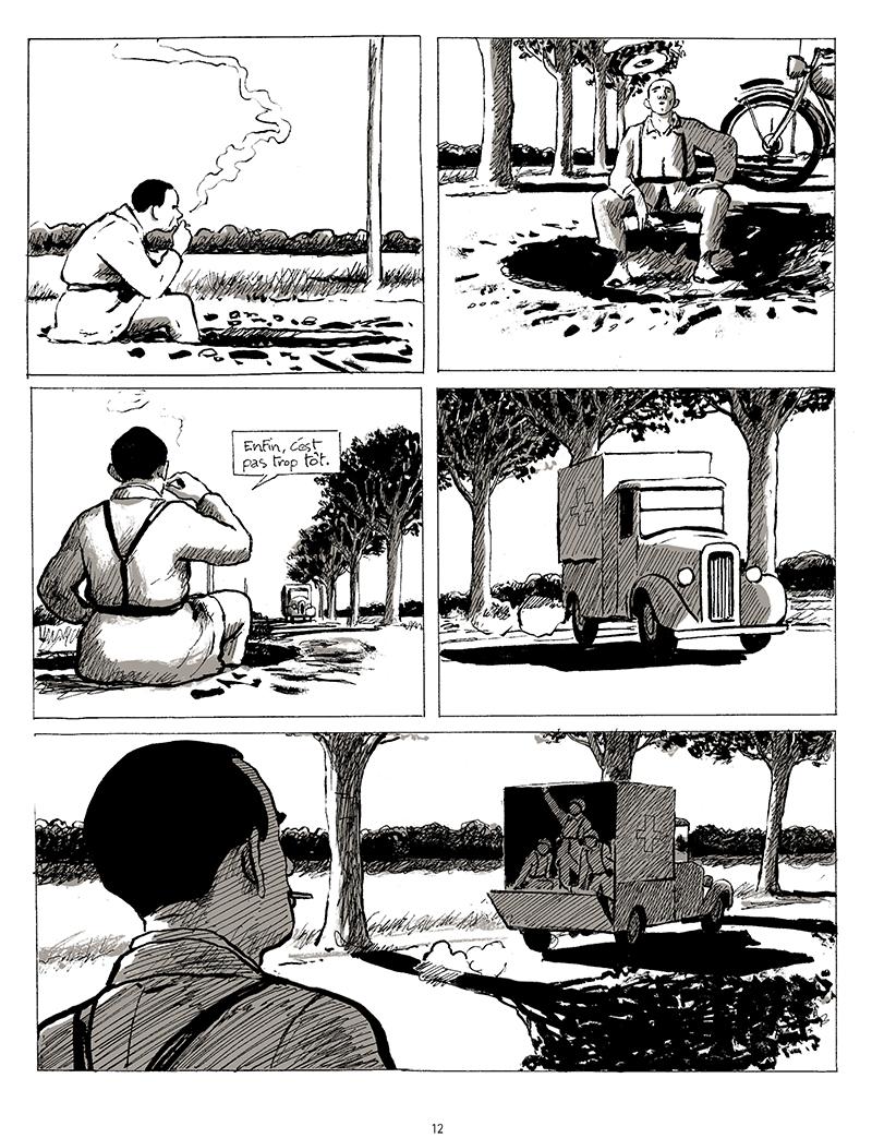 Extrait n°10 de la bd tome 1 par Pascal Rabaté