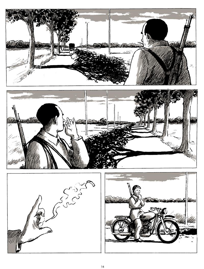 Extrait n°12 de la bd tome 1 par Pascal Rabaté