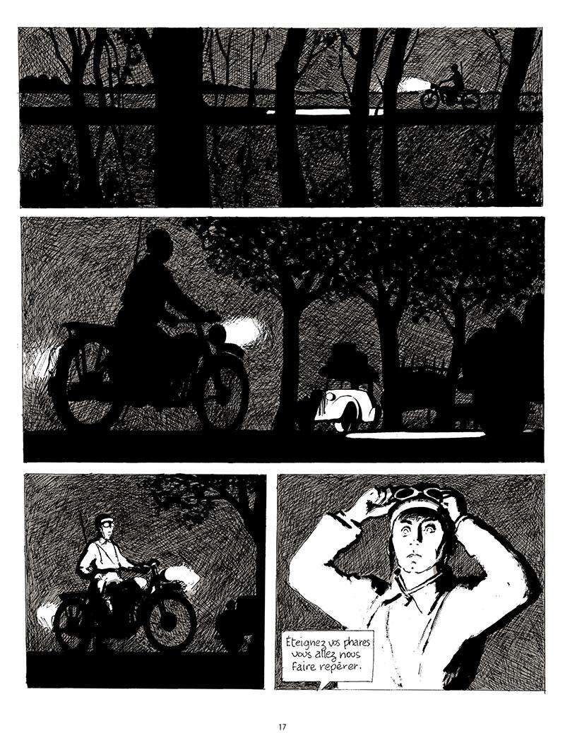 Extrait n°15 de la bd tome 1 par Pascal Rabaté