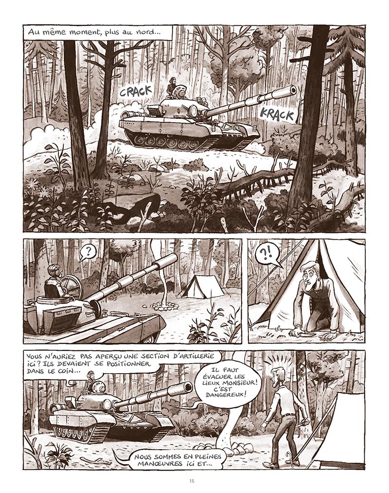 Extrait n°11 de la bd La Forêt des renards pendus par Nicolas Dumontheuil