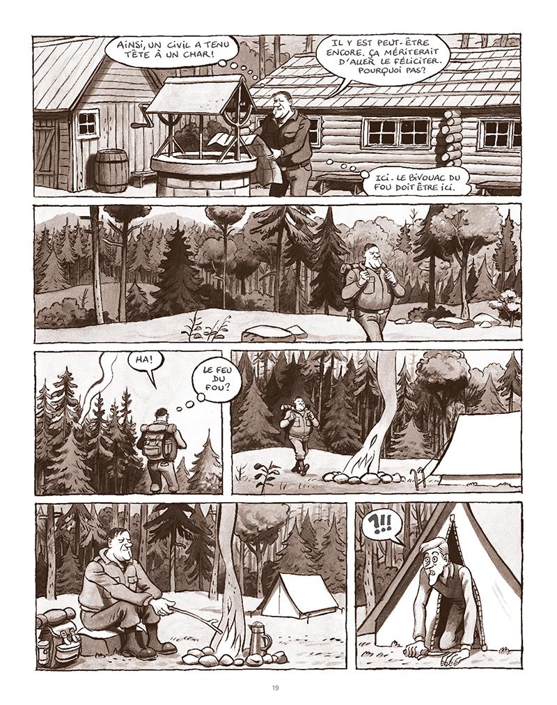Extrait n°15 de la bd La Forêt des renards pendus par Nicolas Dumontheuil