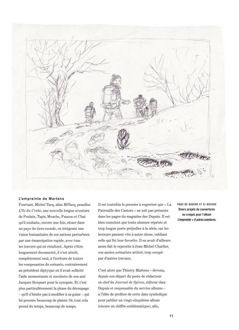 Extrait n°1 de la bd tome 7 par Mitacq