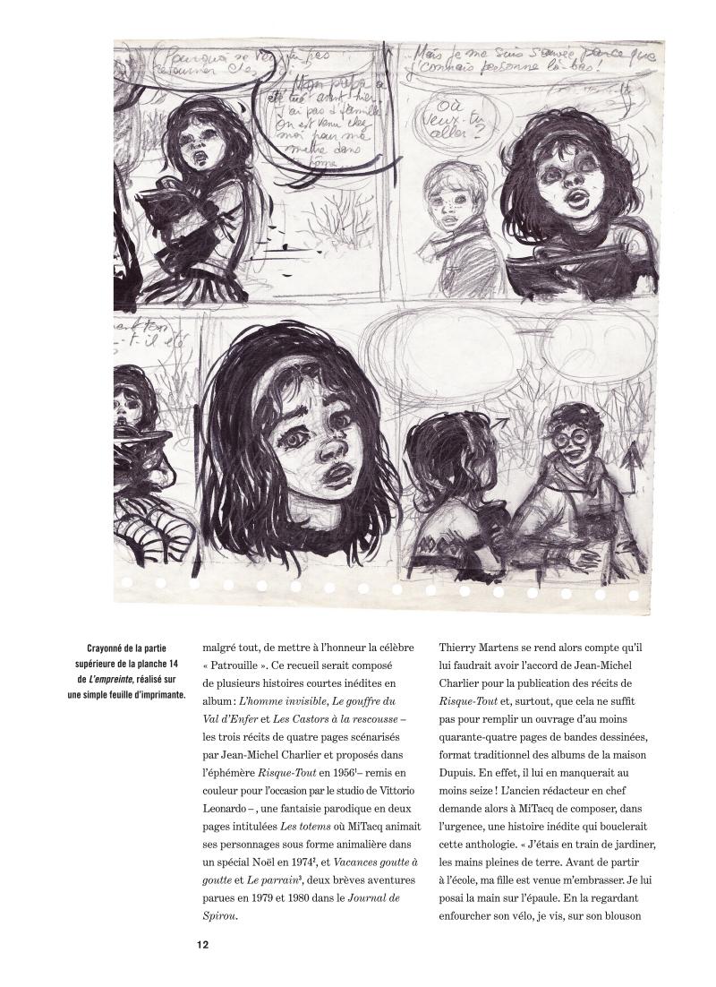 Extrait n°2 de la bd tome 7 par Mitacq