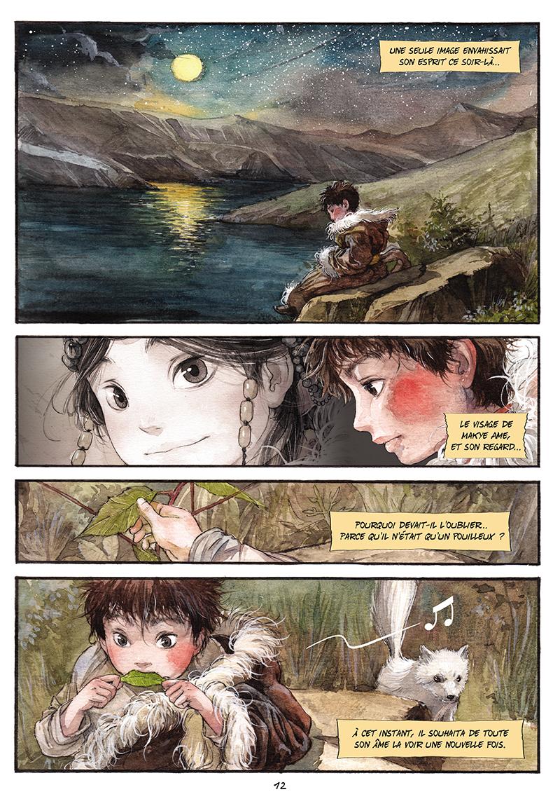 Extrait n°11 de la bd tome 1 par Chao Fan (Riz sauté)