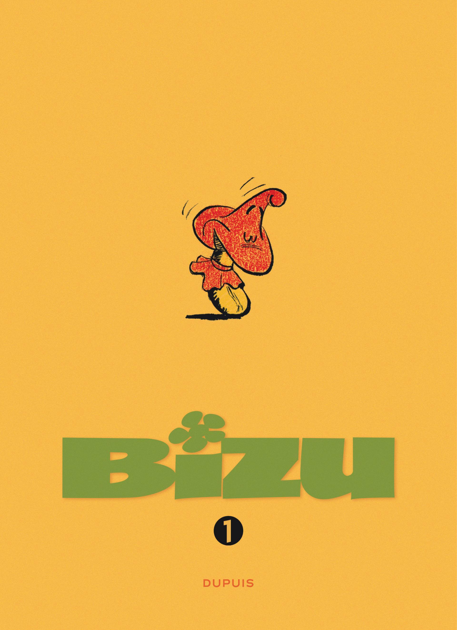 Bizu 1 intégrale (réédition)