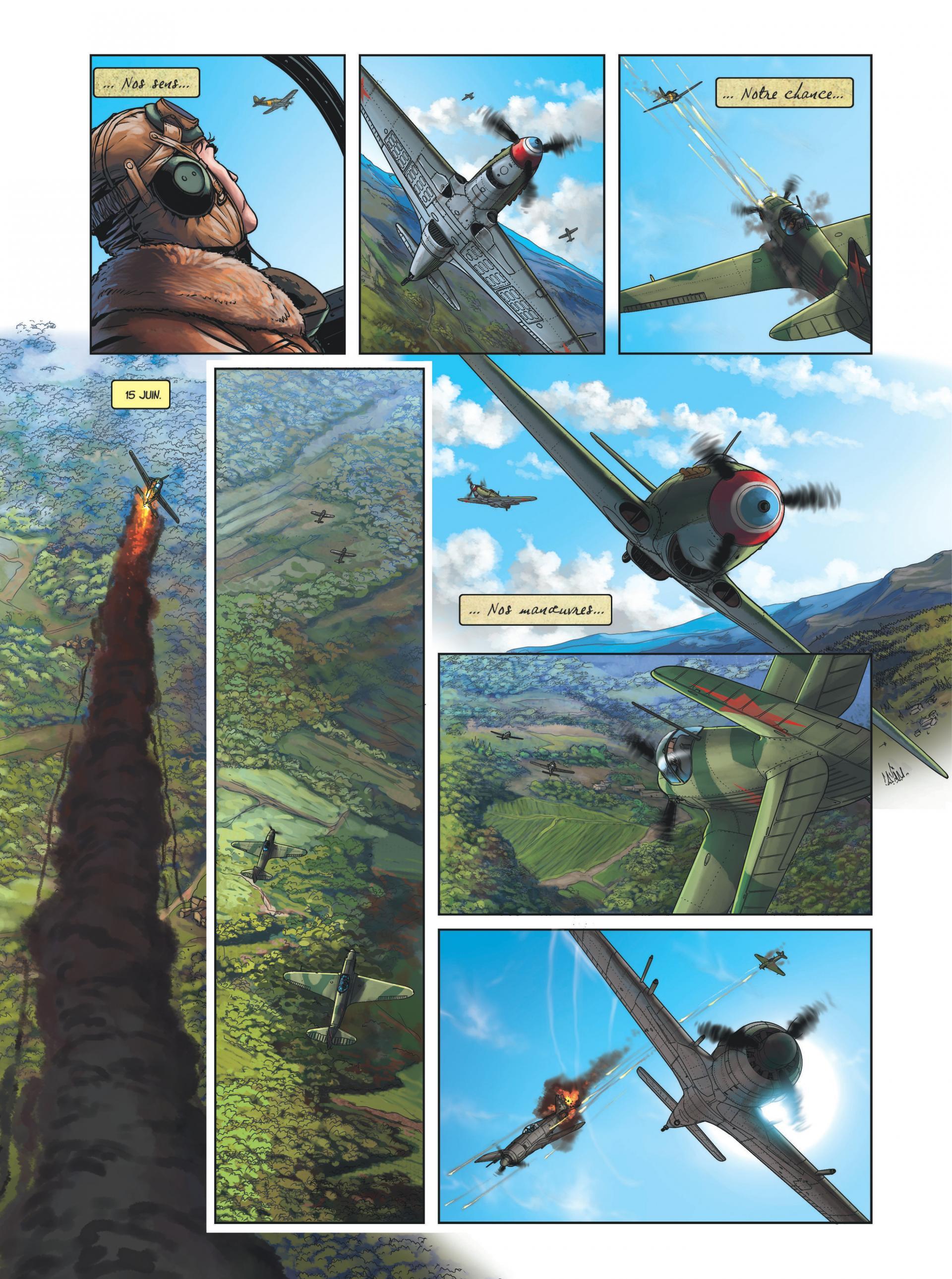 Enrages du Normandie Nieman T.05 - Orel