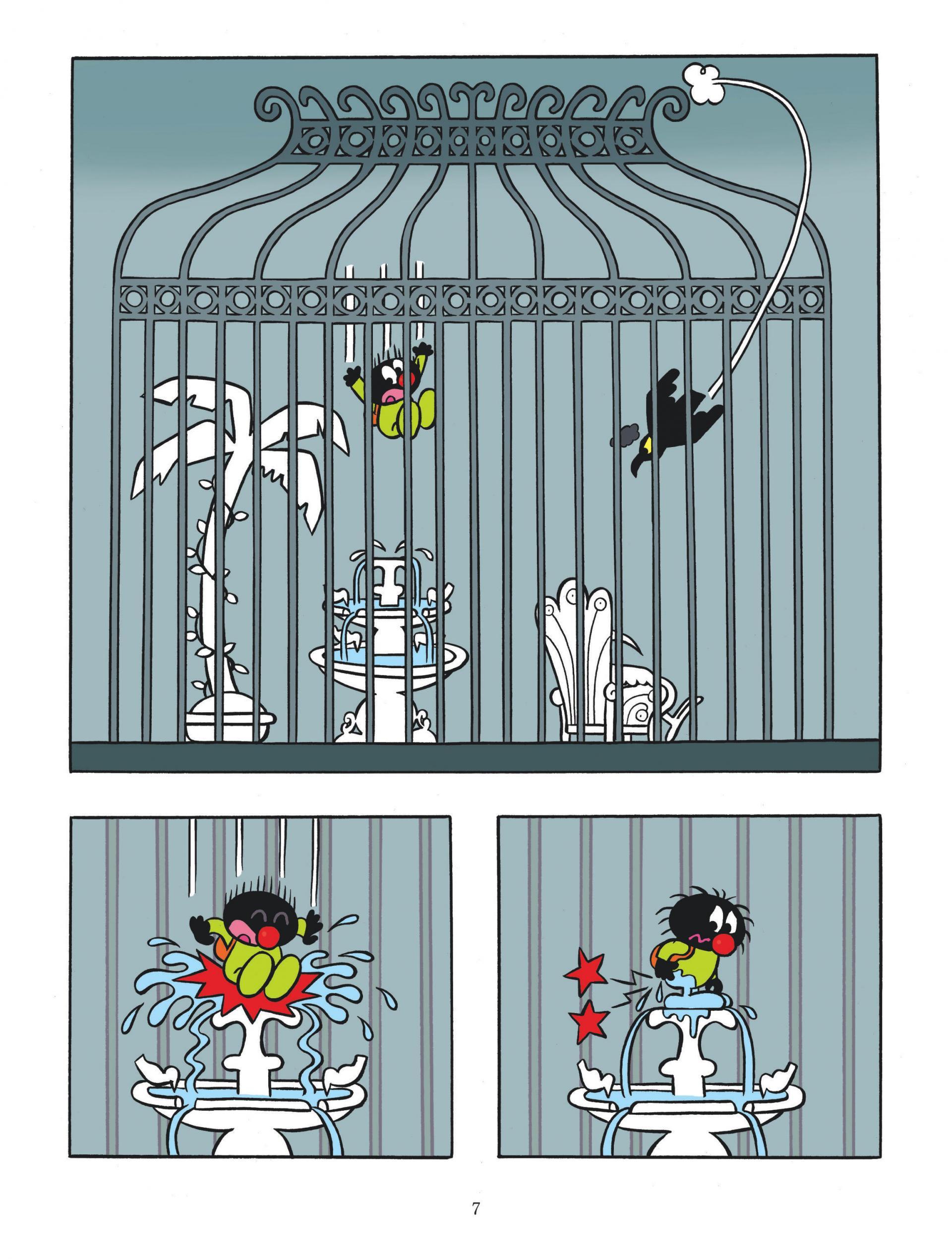 Le prince des oiseaux