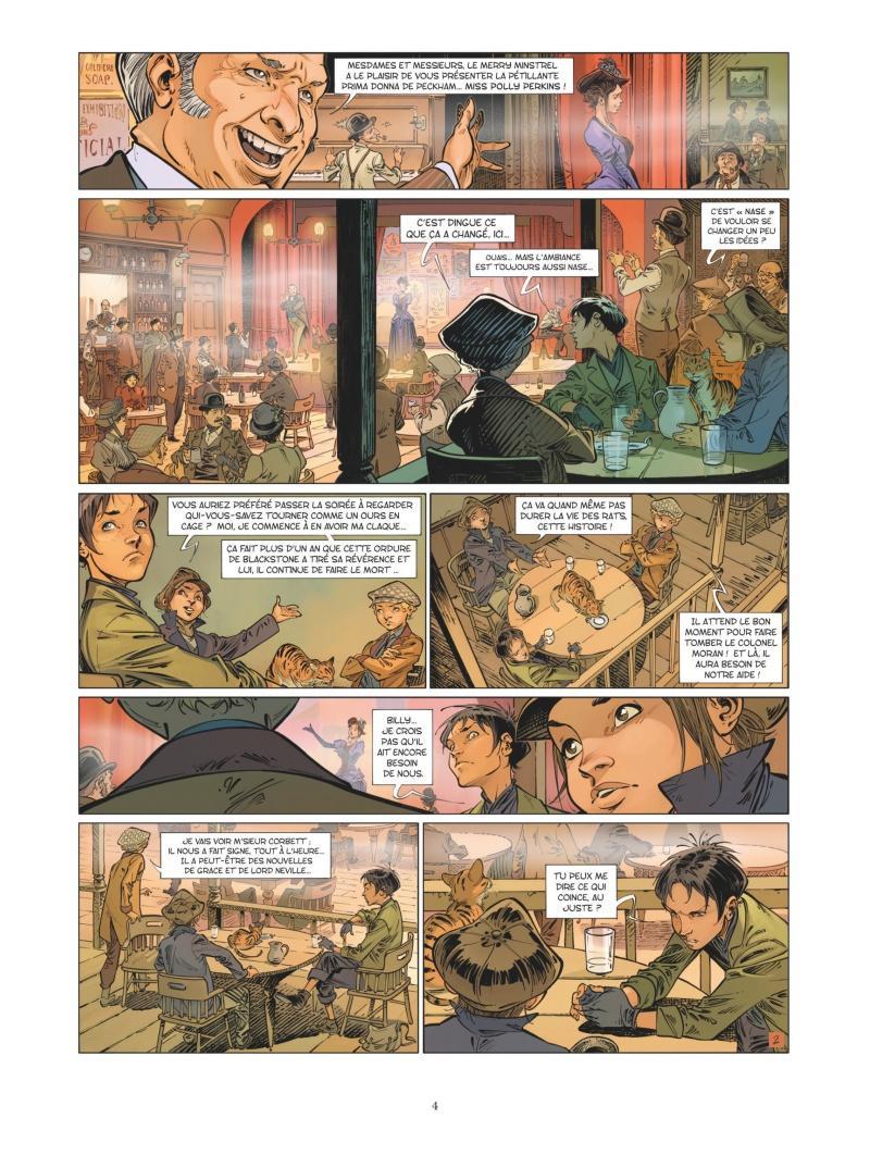 Extrait n°2 de la bd tome 7 par Jean-Blaise Djian