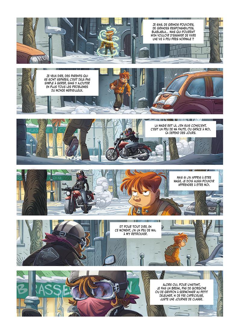 Extrait n°6 de la bd tome 2 par Denis-Pierre Filippi