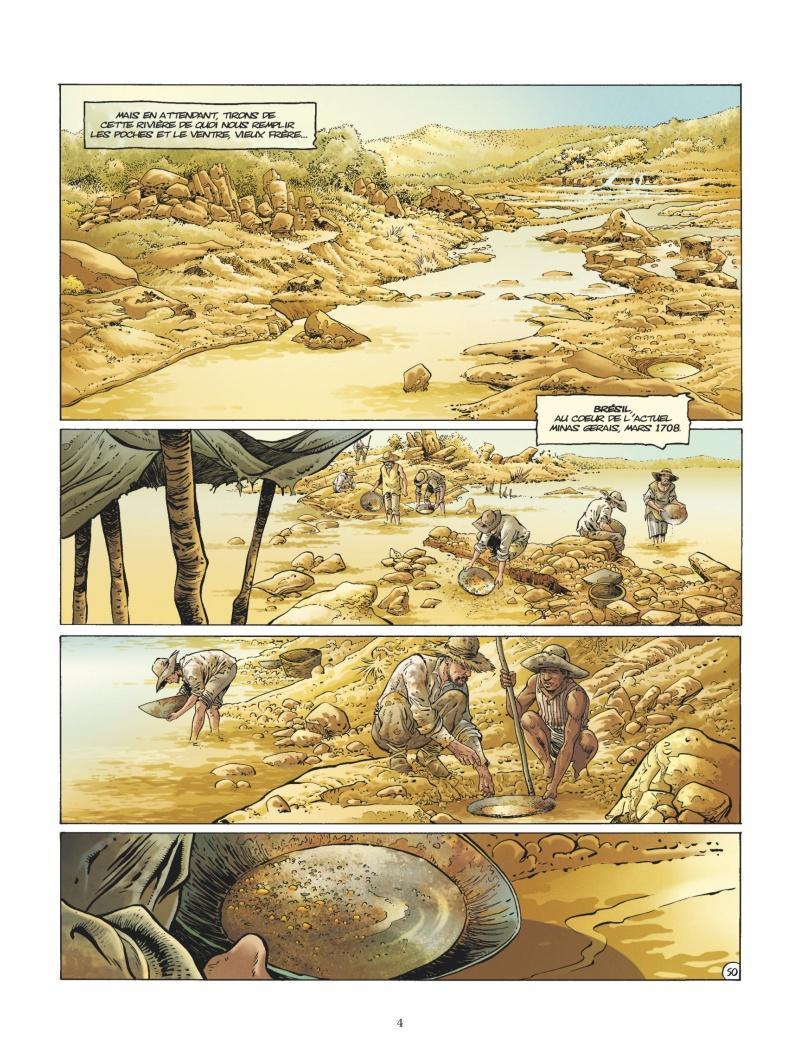 Extrait n°2 de la bd tome 2 par Philippe Xavier