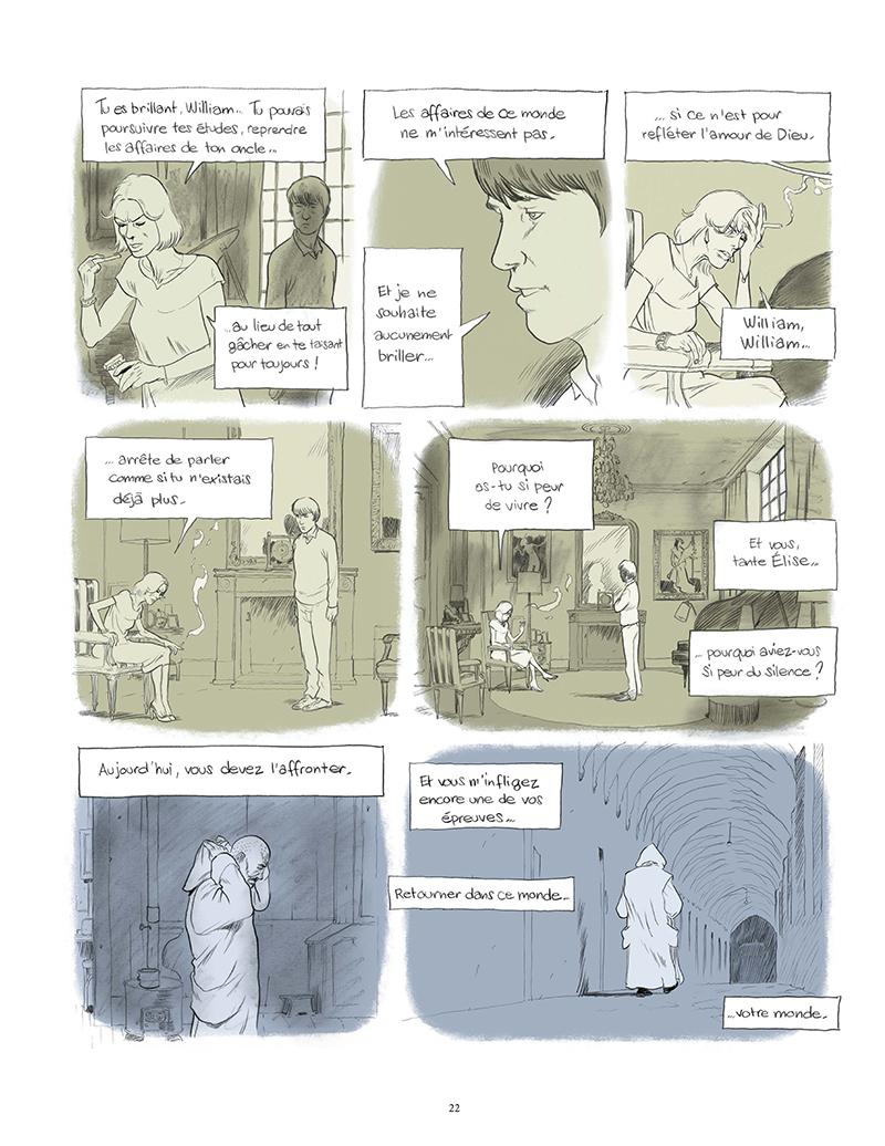 Extrait n°1 de la bd Un Bruit étrange et beau par Zep