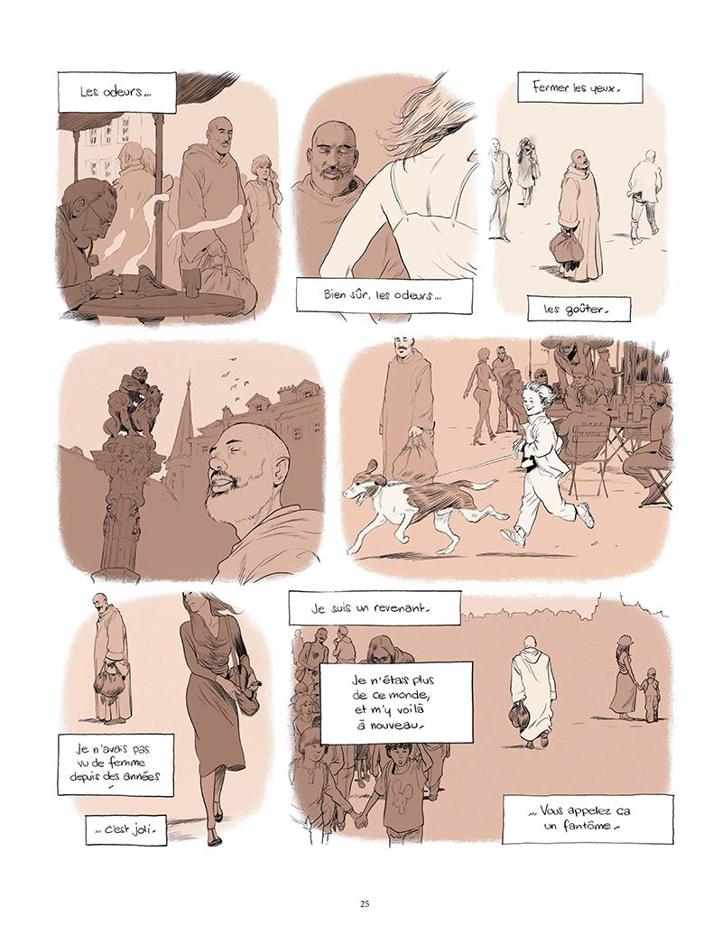 Extrait n°3 de la bd Un Bruit étrange et beau par Zep