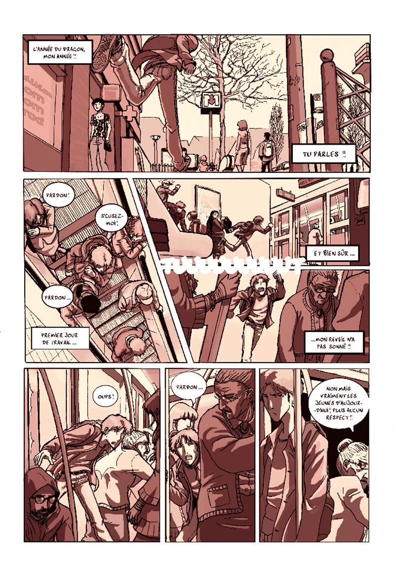 Extrait n°4 de la bd tome 1 par Vanyda