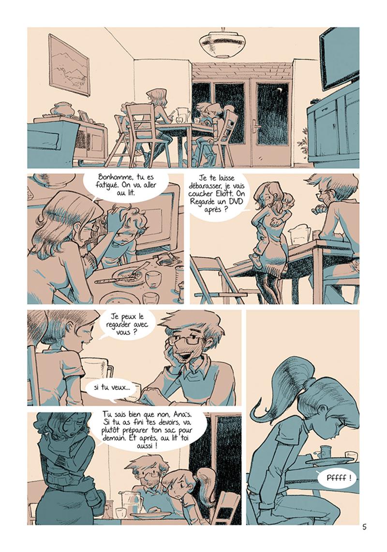 Extrait n°5 de la bd tome 2 par Vanyda