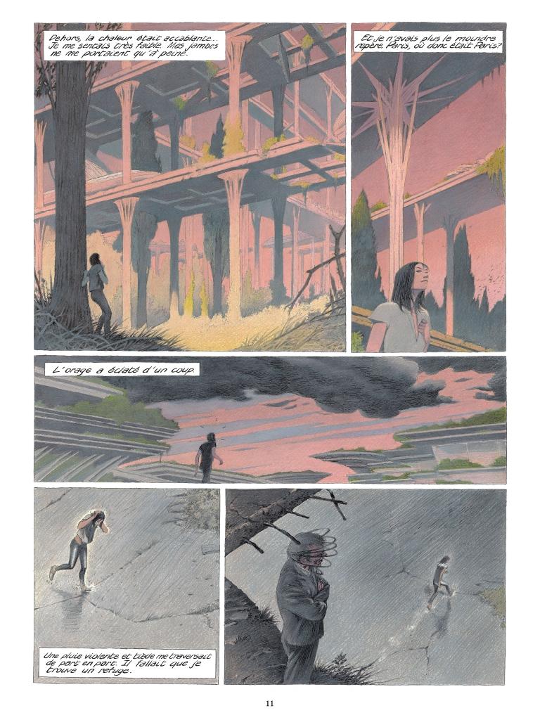 Extrait n°5 de la bd tome 2 par Benoît Peeters