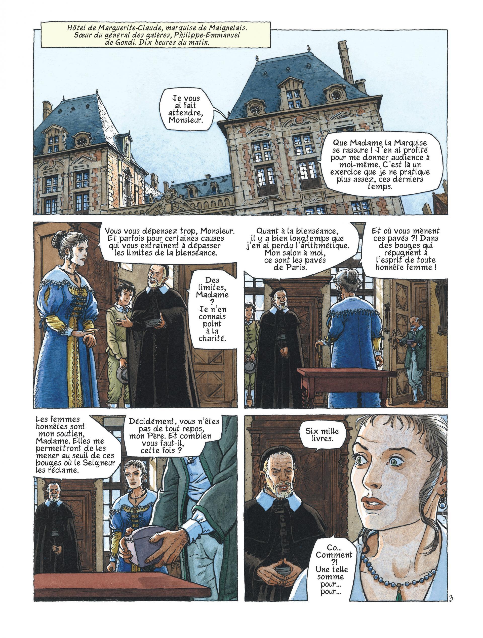 Vincent, Un saint au temps des Mousquetaires