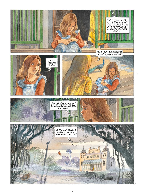 Extrait n°3 de la bd tome 9 par Maryse Charles