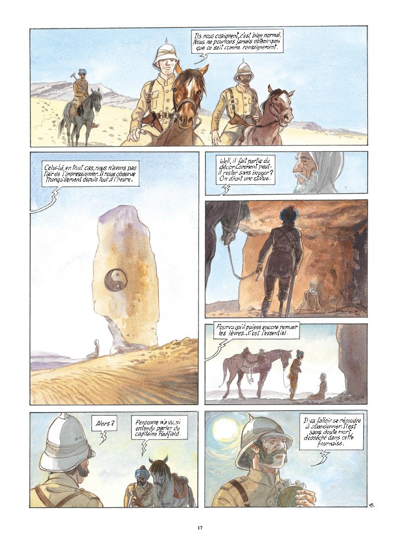 Extrait n°15 de la bd tome 9 par Maryse Charles