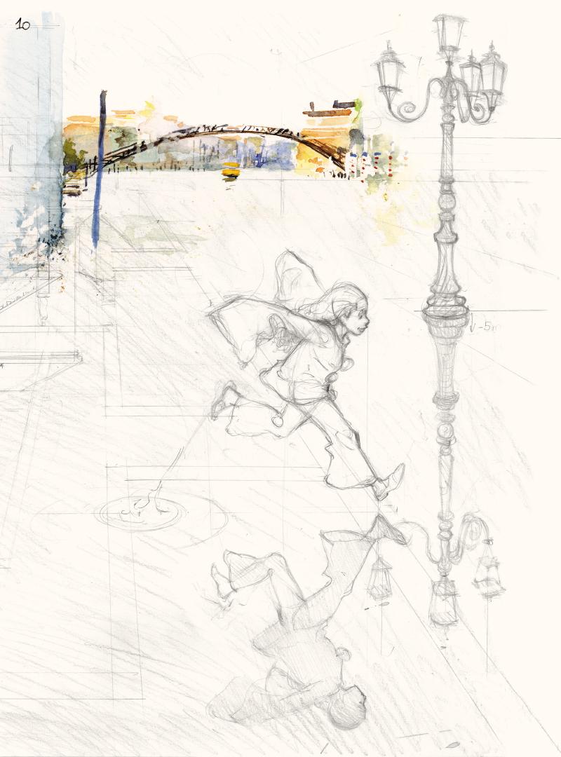 Extrait n°7 de la bd Les Voyages d'Anna par Emmanuel Lepage
