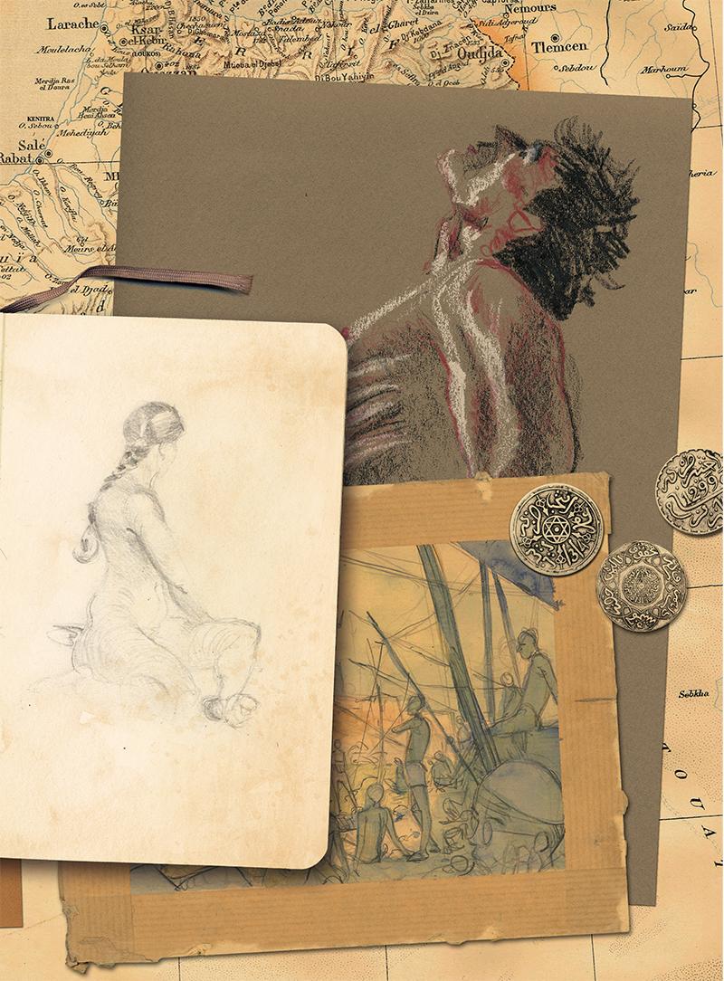 Extrait n°9 de la bd Les Voyages d'Anna par Emmanuel Lepage
