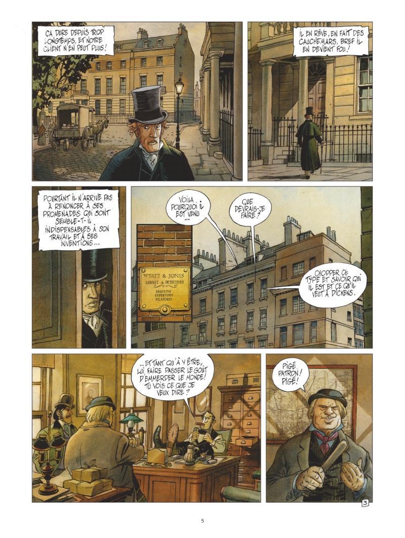 Extrait n°3 de la bd tome 1 par Rodolphe