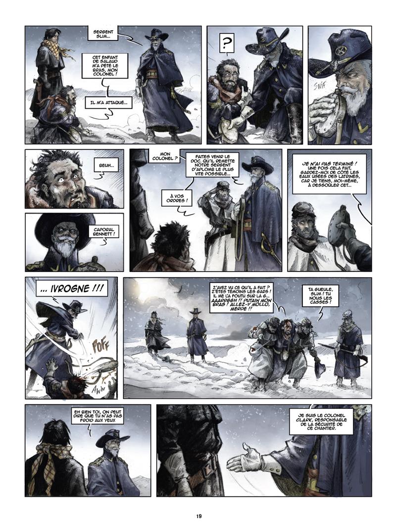 Extrait n°15 de la bd tome 2 par Benjamin Blasco-Martinez