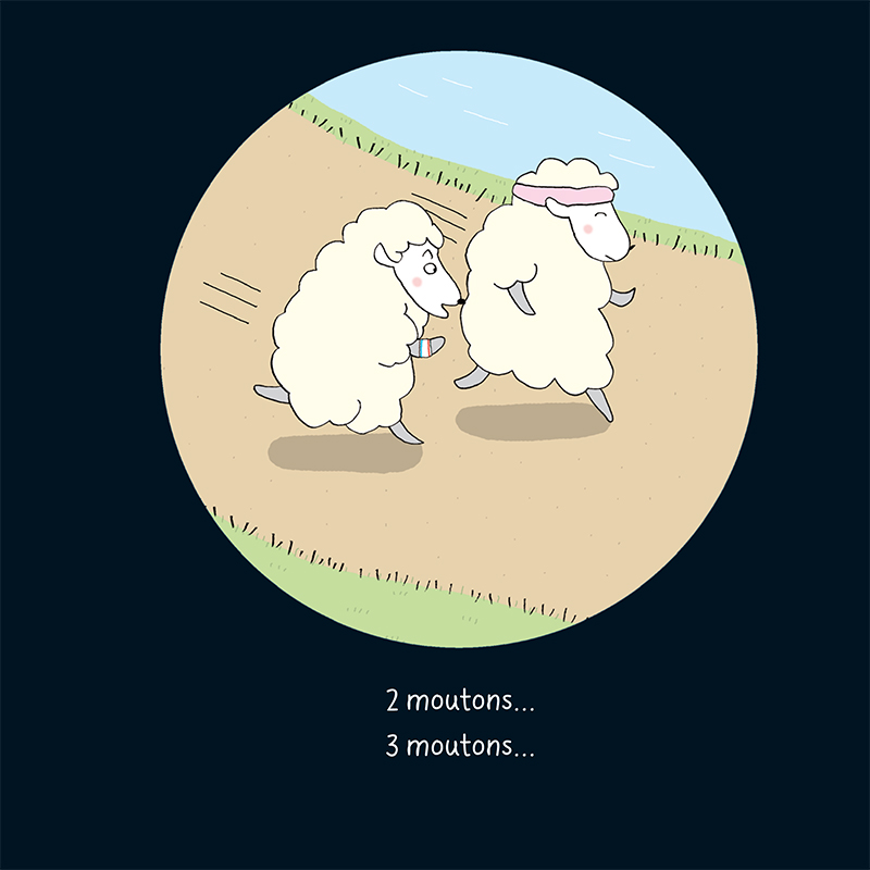 Extrait n°4 du manga Beaucoup de moutons pour un loup glouton par Mayuko Kishira
