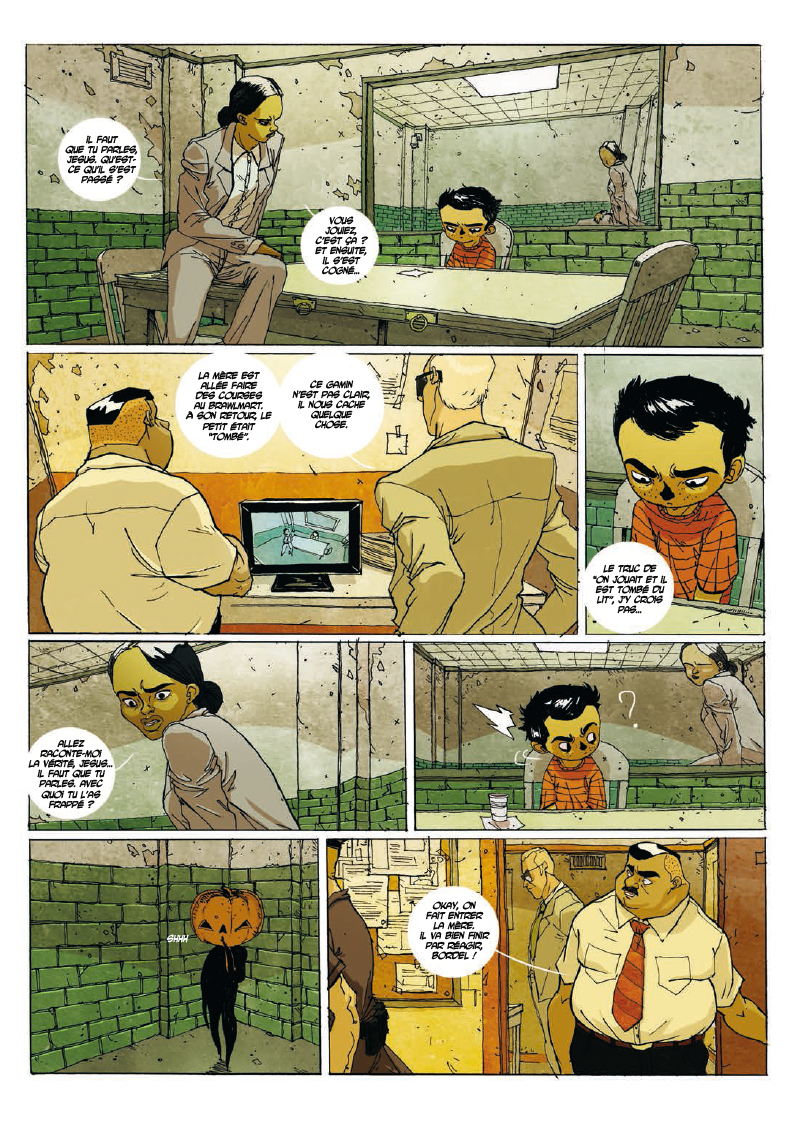 Extrait n°5 de la bd tome 1 par Neyef