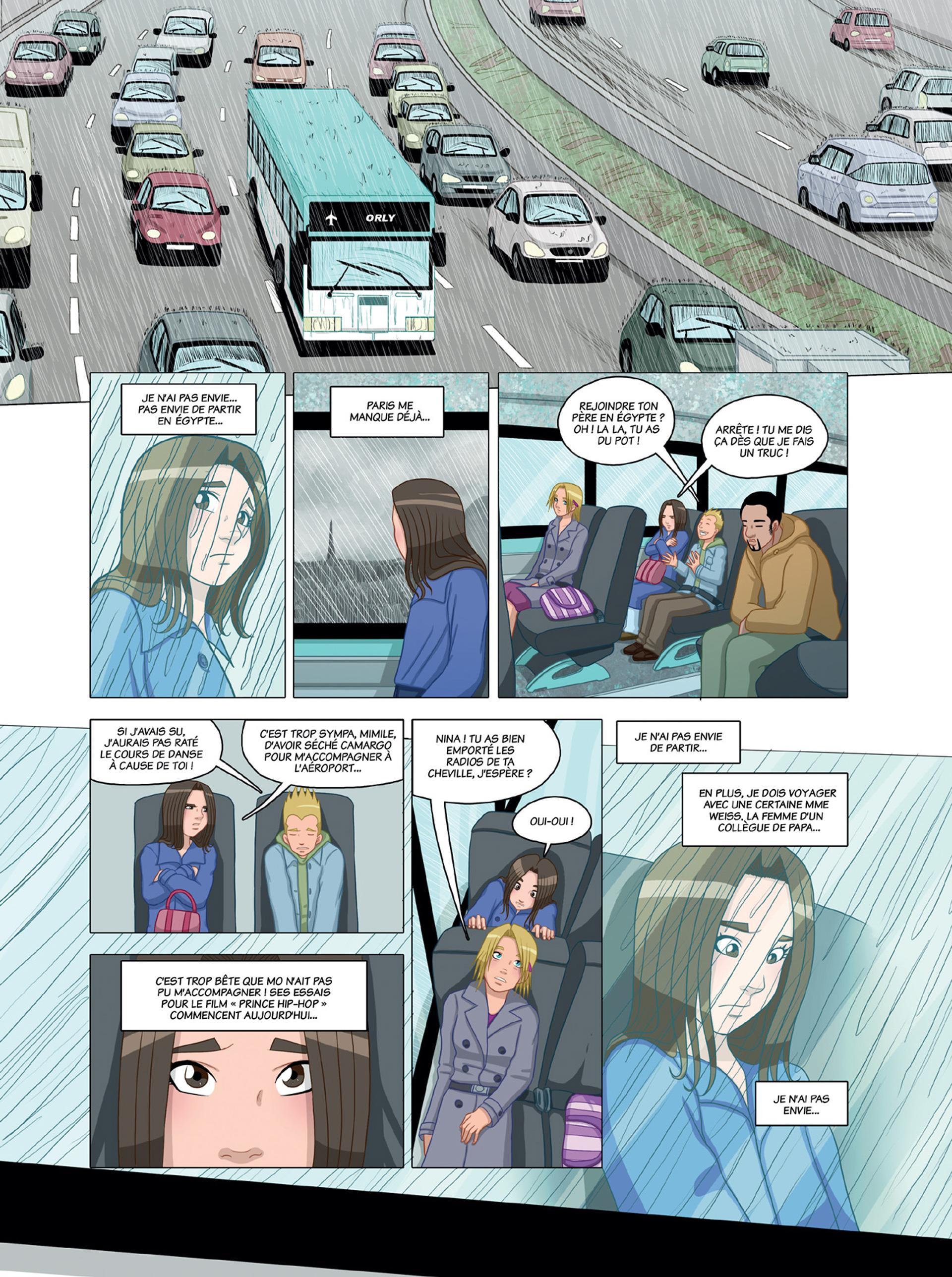 Extrait n°1 tome 4 par Véronique Grisseaux