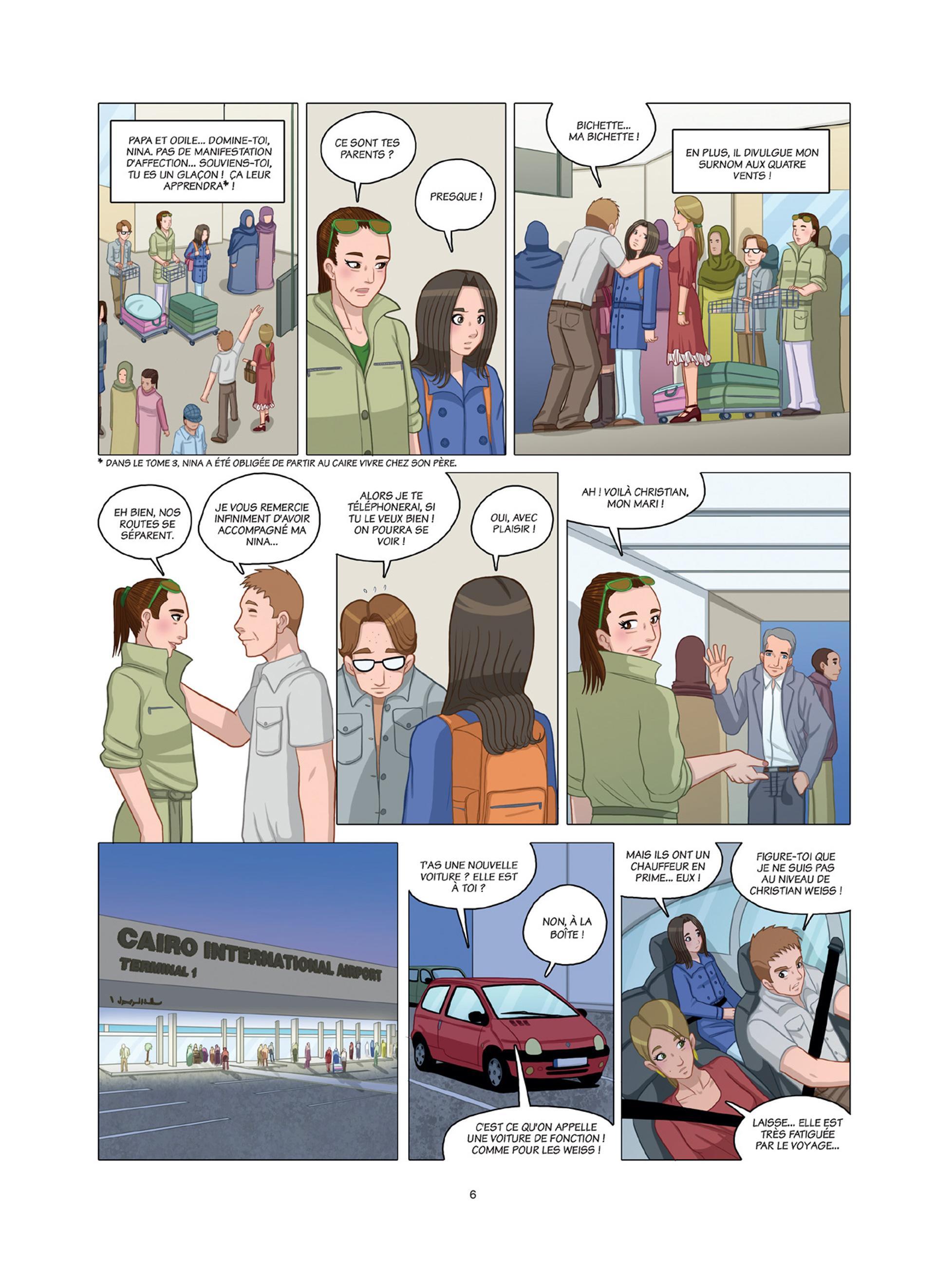 Extrait n°4 tome 4 par Véronique Grisseaux