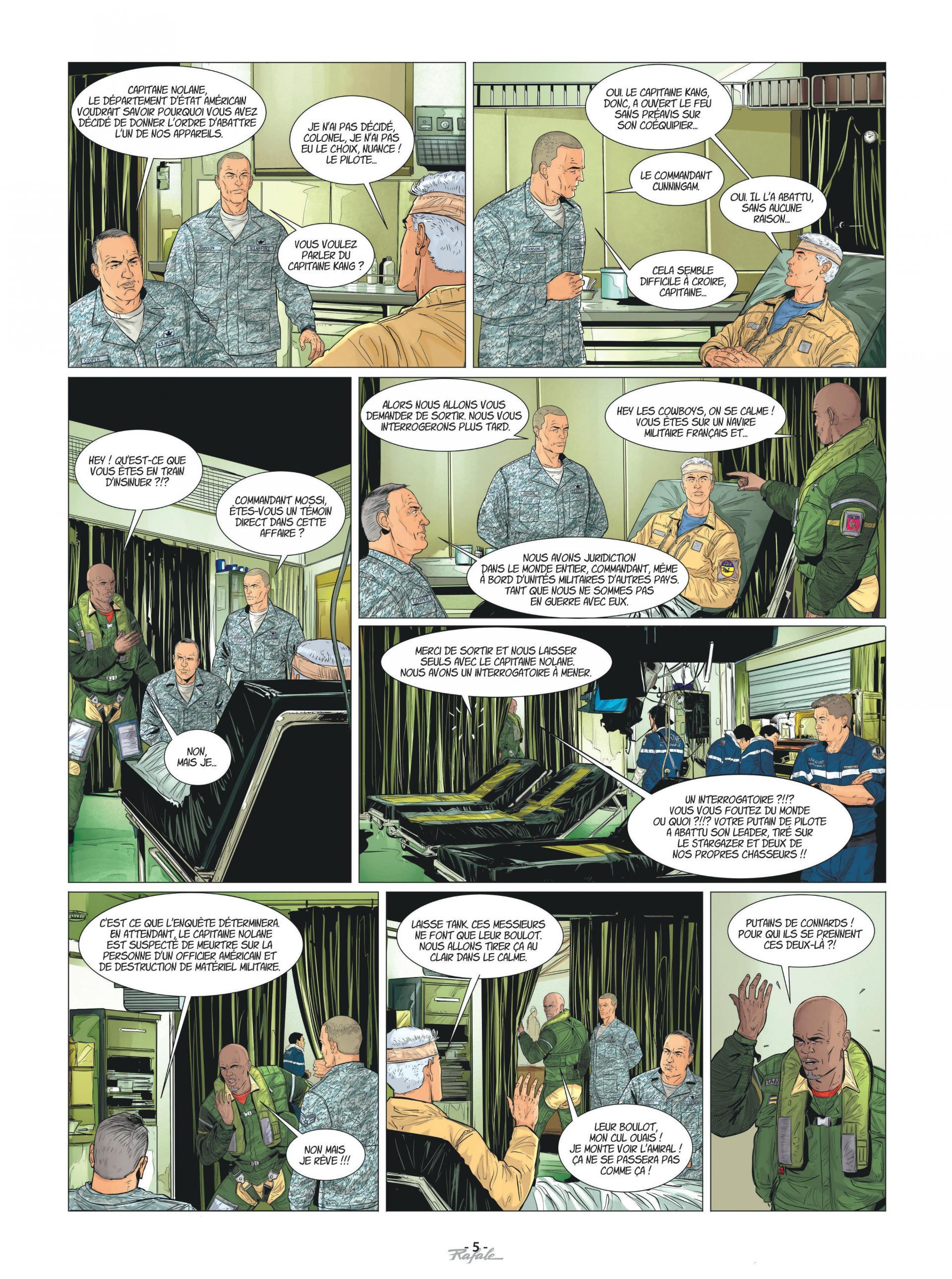 TEAM RAFALE T09 :North Corea