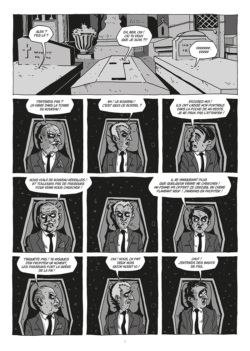 Extrait n°3 de la bd tome 2 par Gilles Le Coz