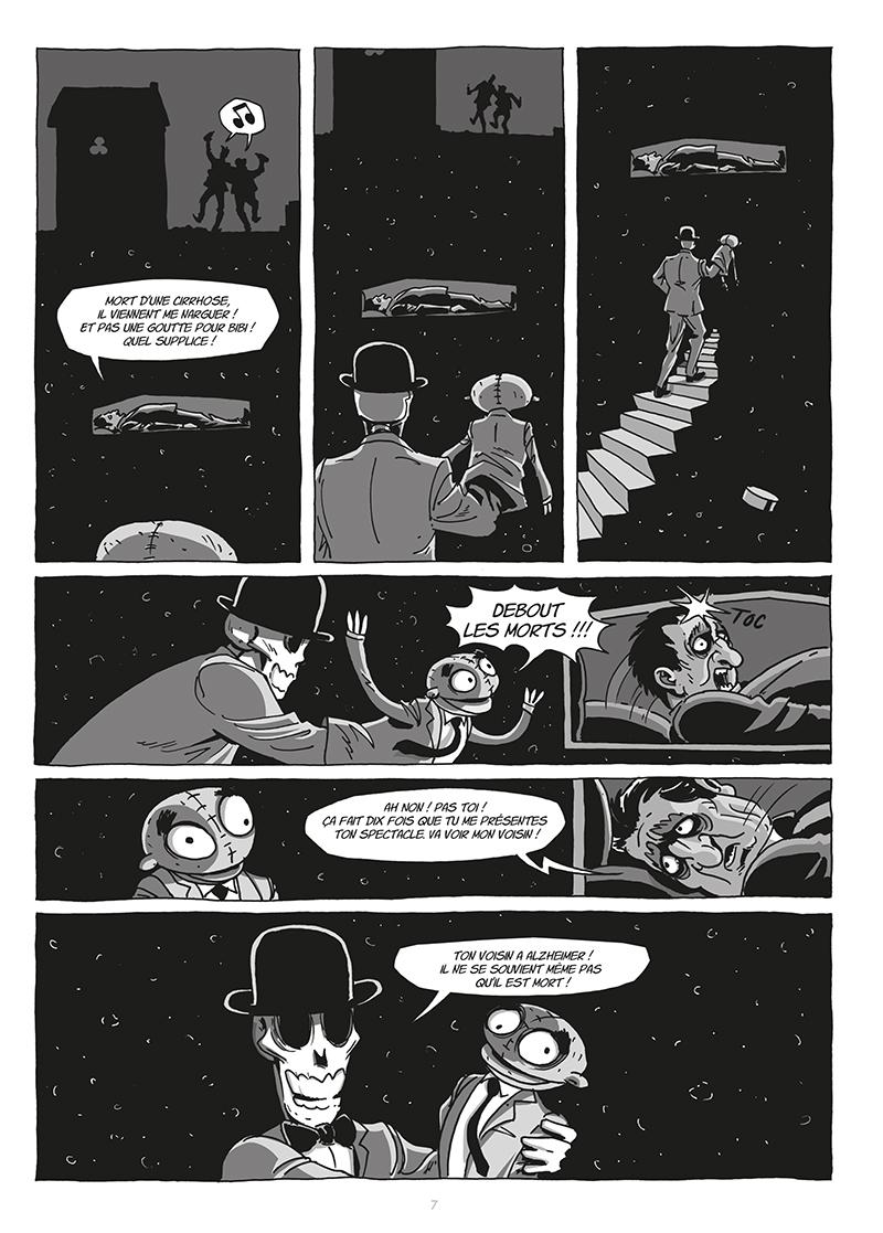 Extrait n°5 de la bd tome 2 par Gilles Le Coz