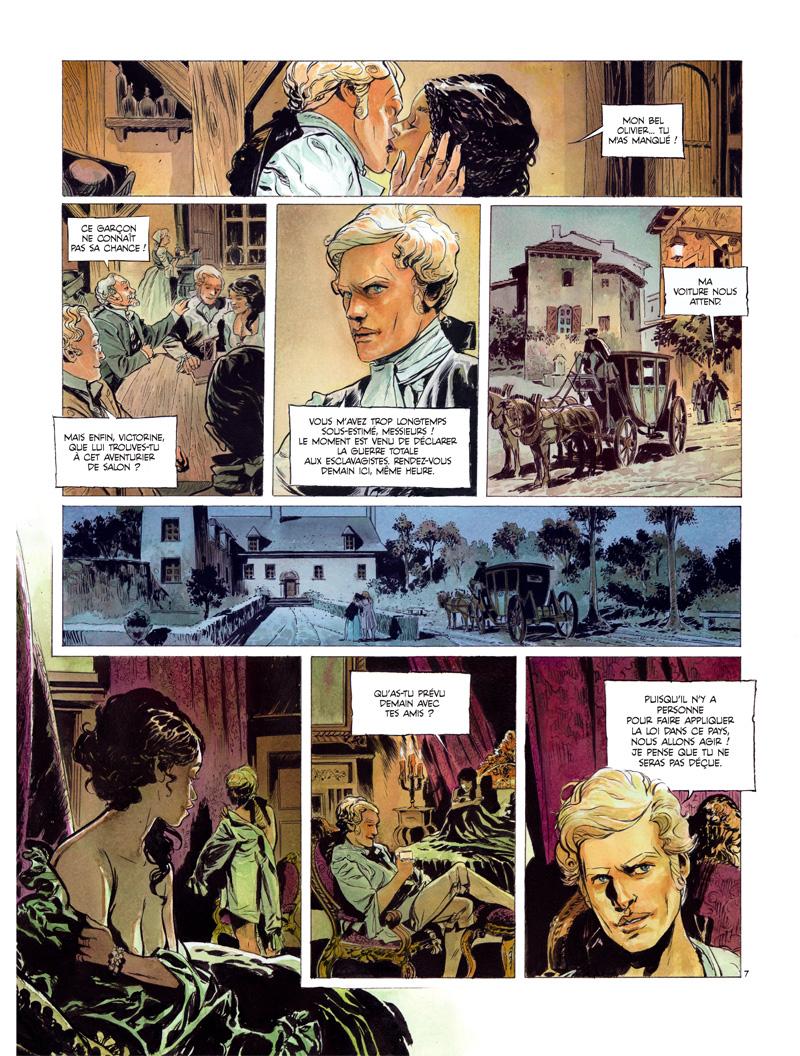 Extrait n°7 de la bd tome 1 par Rudi Miel