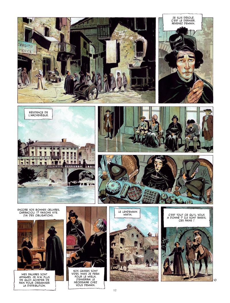 Extrait n°10 de la bd tome 1 par Rudi Miel