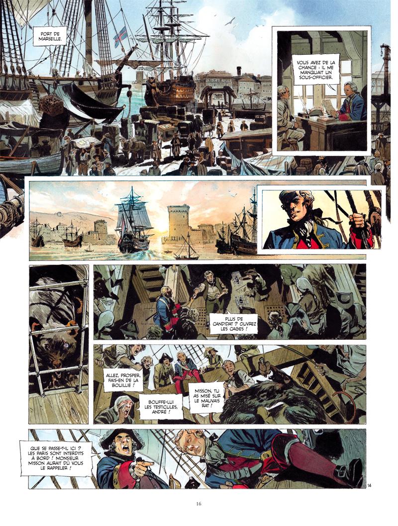 Extrait n°14 de la bd tome 1 par Rudi Miel