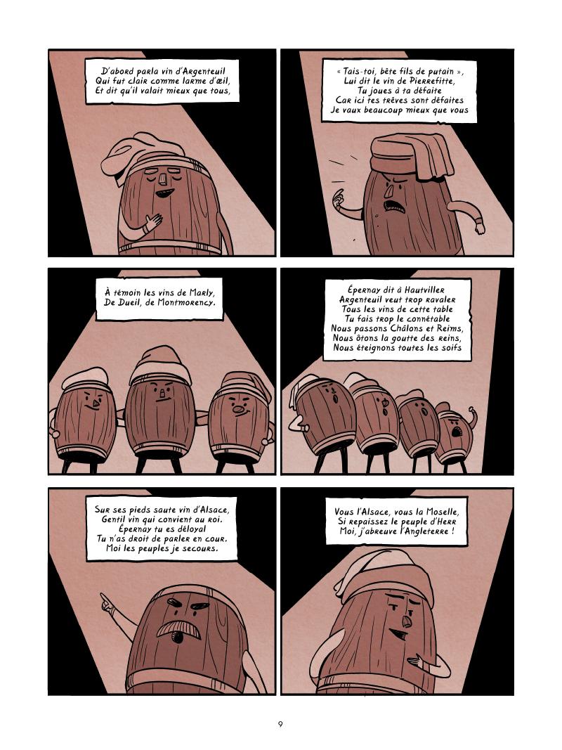 Extrait n°7 tome 1 par Isabelle Bauthian