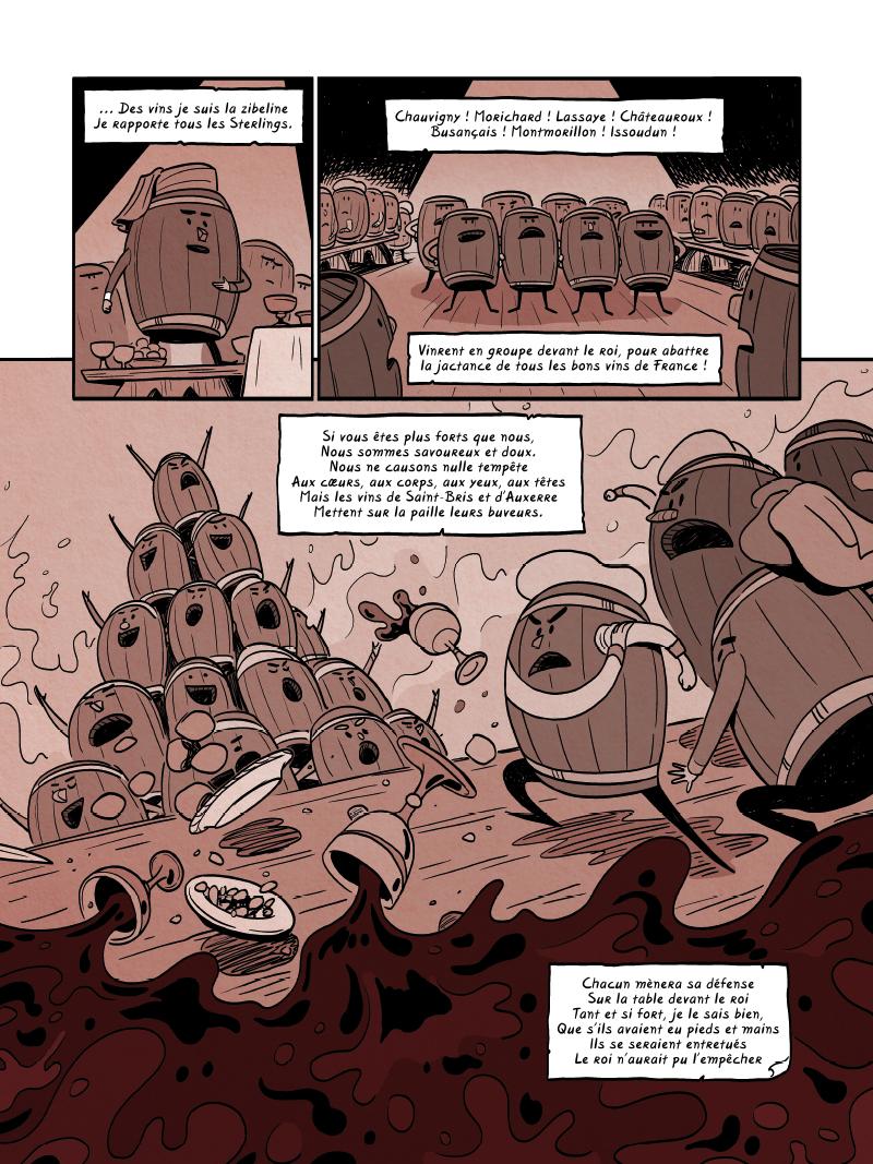 Extrait n°8 tome 1 par Isabelle Bauthian