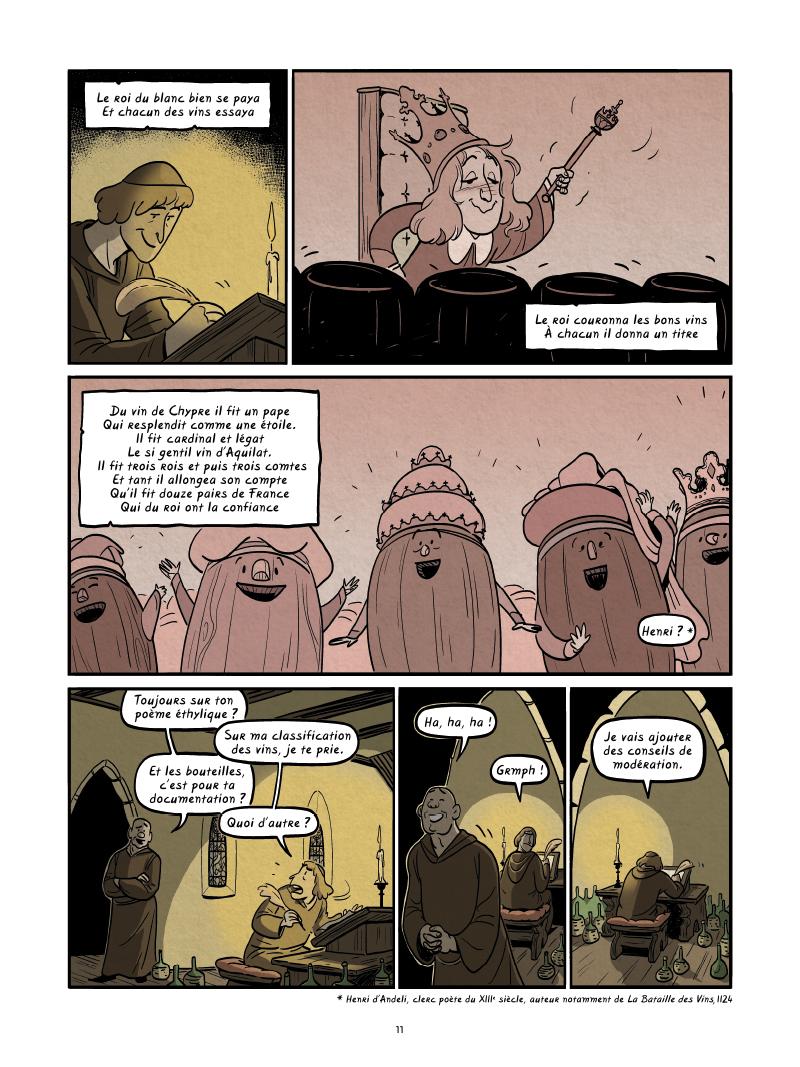 Extrait n°9 tome 1 par Isabelle Bauthian