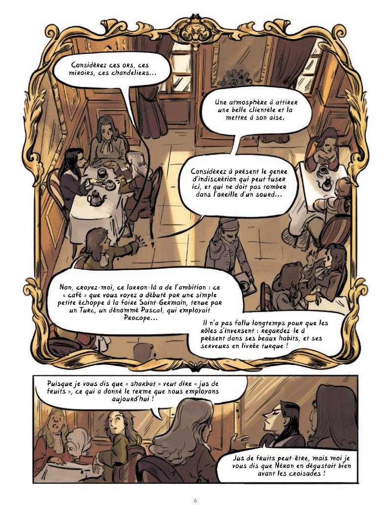 Extrait n°4 tome 2 par Rutile