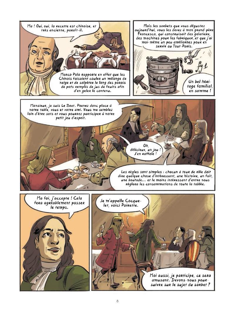 Extrait n°6 tome 2 par Rutile