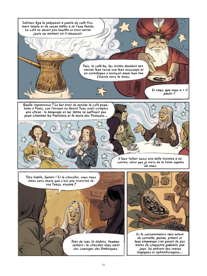 Extrait n°8 tome 2 par Rutile