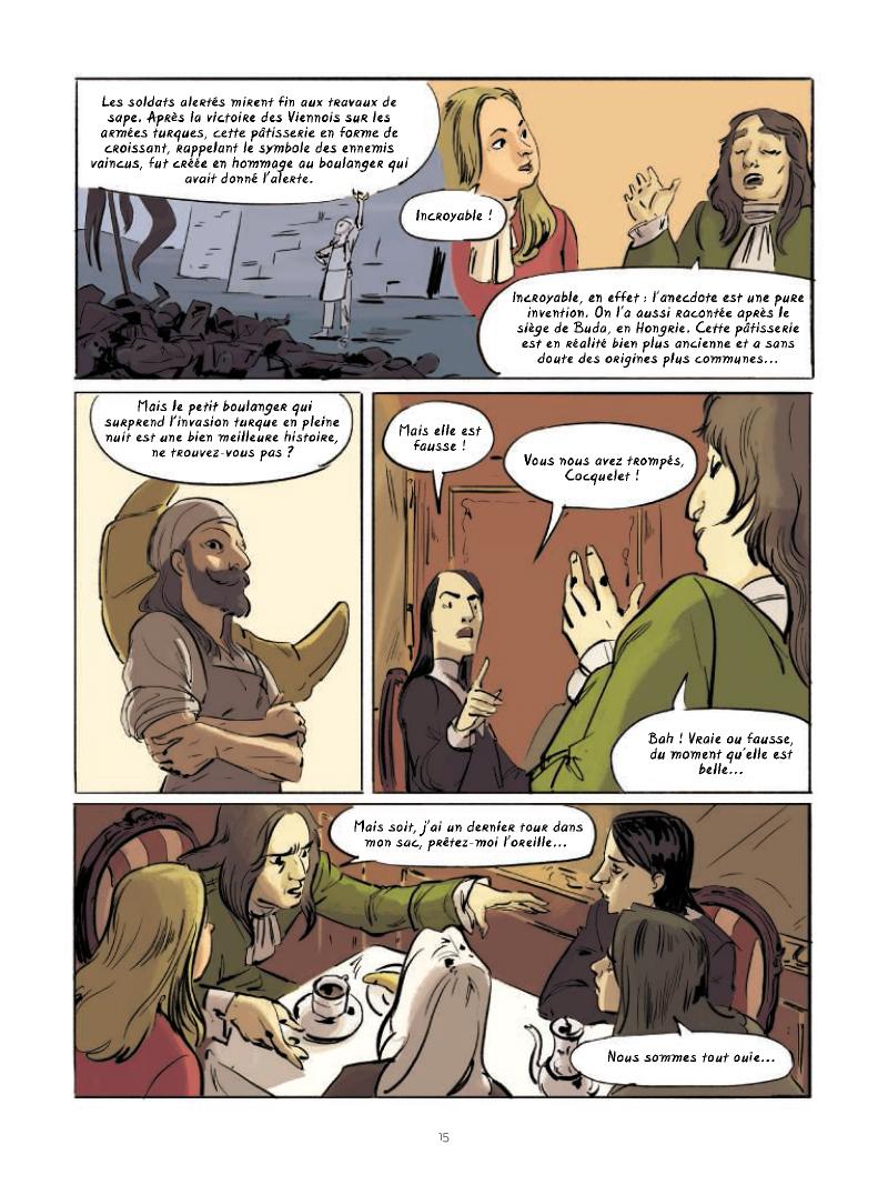 Extrait n°13 tome 2 par Rutile
