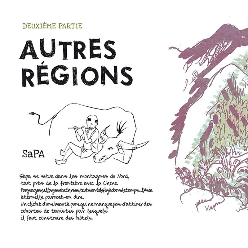 Extrait n°5 de la bd Un Automne à Hanoï par Clément Baloup