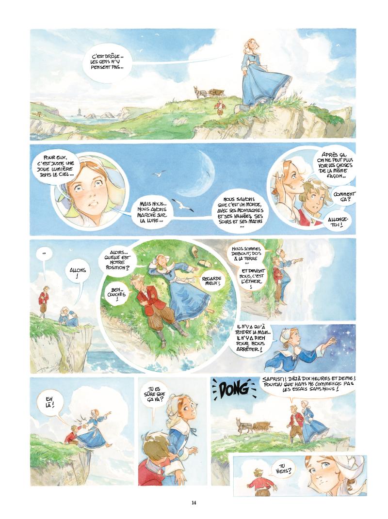 Extrait n°6 de la bd tome 3 par Alex Alice
