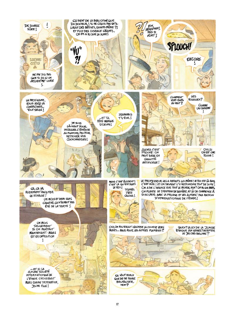 Extrait n°9 de la bd tome 3 par Alex Alice